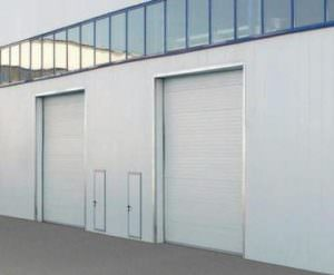 Противопожарные ворота для складских помещений
