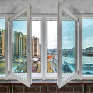 Балконные рамы ПВХ, преимущества пластиковых рам