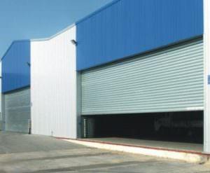 Промышленные роллетные ворота